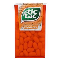 Драже Tic Tac зі смаком апельсина х24