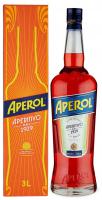 Аперитив Aperol 11% 3л