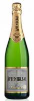 Вино ігристе Артемівське біле сухе 0.75л