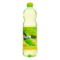 Напій Fuze tea зелений чай зі смаком лимона та лайма 1,5л