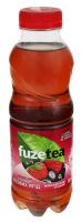 Напій FuzeTea чорний чай зі смаком лісових ягід пет 0,5л