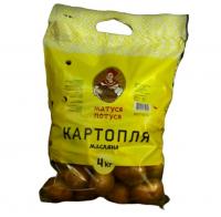 Картопля Матуся Потуся Масляна п/е 4кг / шт