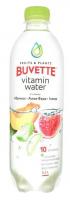 Напій Buvette Vitamin Water абрикос-інжир та алое-вера 0.5л