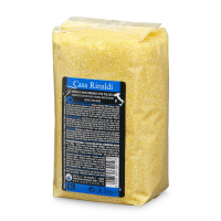 Борошно Casa Rinaldi кукурудзяне грубого помолу 1кг х10
