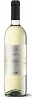 Вино Gran Soleto Trebbiano Chardonnay Rubicone біле сухе 11% 0,75л