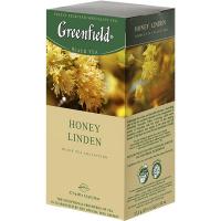 Чай Greenfield Honey Linden 25*1,5г