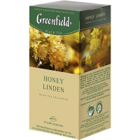 Чай Greenfield Honey Linden 25*1,5г