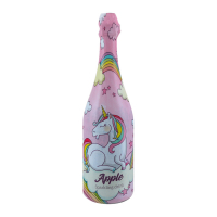 Шампанське Єдиноріг дитяче зі смаком яблука 0,75л