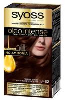 Фарба для волосся Syoss Oleo Intense №3-82