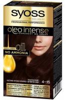 Фарба для волосся Syoss Oleo Intense №4-15