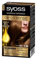 Фарба для волосcя Syoss Oleo intence 5-86