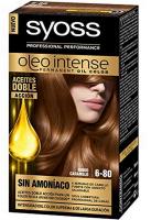 Фарба для волосся Syoss Ojeo Intense 6-80 золотистий-русявий