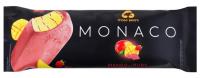 Морозиво Три ведмеді Monaco Манго-суниця-рубі 80г