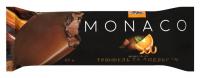 Морозиво Три Ведмеді Monaco зі смаком Трюфель-апельсин глазуроване 80г