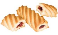 Печиво Деліція Супер-Моніка зі смаком Вишні 600г