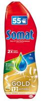 Гель для посудомийних машин Somat Gold Анти-Жир, 990 мл