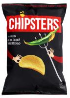 Чіпси Chipster`s картопляні Пекельний Халапеньо 130г