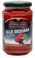 Соус Romeo Rossi Сицилійський с/б 350г