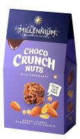 Цукерки Millennium Choco Crunch Nuts 100г