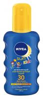Спрей зволожуючий для дітей Nivea Sun Kids Сонцезахисный SPF 30, 200 мл