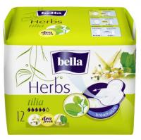 Прокладки Bella Herbs Tilia гігієнічні 12шт