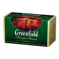 Чай Greenfield Kenyan Sunrise 1+1 2*25пак*2г