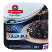 Салат Санта Бремор Хіджикі з морських водоростей 150г х8