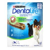 Корм Purina Dentalife д/дорослих собак 115г