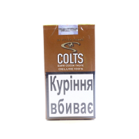 Сигарети Colts Dark Cocoa Taste 20шт.