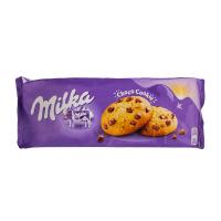 Печиво Milka Choco Grain з кусочками мол.шоколада 168г х30