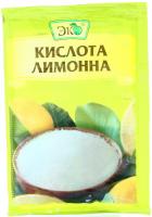 Кислота лимонна Эко 25г х140