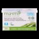 Ватні палички гігієнічні Masmi Natural Cotton, 200 шт.