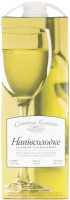 Вино Святкова Колекція Напівсолодке біле 1л B&B х6
