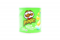 Чіпси Pringles Sour Cream & Onion 40г х12