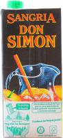 Вино Don Simon Sangria 1л х2