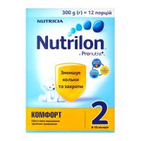 Суміш Nutricia Nutrilon Комфорт2 300г