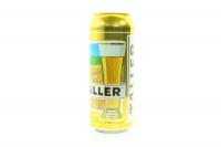 Пиво Taller світле з/б 0,5л х24