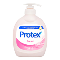 Мило антибактеріальне рідке Protex Cream, 300 мл