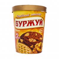 Морозиво Ласунка Буржуй подвійний шоколад 500г