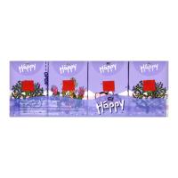 Хустинки носові паперові Bella Baby Happy, 8 пачок