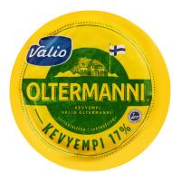 Сир Valio Oltermanni 17% 250г