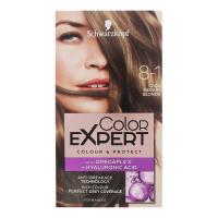 Крем-фарба стійка для волосcя Schwarzkopf Color Expert з гіалуроновою кислотою №8-1 Холодний Русявий