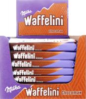 Шоколад Milka Waffelini Chocomax 31г