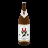 Пиво Spaten Munchen світле с/б 0.5л х20