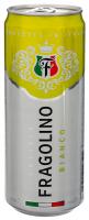 Напій на основі вина Letizia Fragolino Bianco 7% 0,33л х24