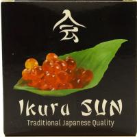 Ікра Ikura Sun лососева горбуші ж/б 100г