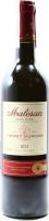 Вино Malesan Cabernet Sauvignon 2013 червоне сухе 0,75л x3