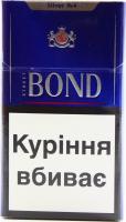 Сигарети Bond Street Blue Silver №4