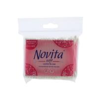 Палички Novita Soft ватні гігієнічні 160шт х32