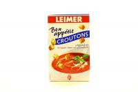 Сухарики Leimer Croutons неприправлені 100г х12